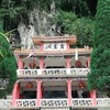マレーシアのイポーにある「ペラトン洞窟寺院」に行ってきた