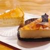 銀座コージーコーナーの「とろけるバスクチーズ」と「濃厚ベイクドチーズケーキ」