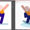 IllustratorのレイヤーをSVG書き出しして,Tinkercadにインポートする