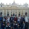 東京賢治シュタイナー学校  ヨーロッパ美術旅行  サン ピエトロ大聖堂