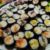 細巻きすしとキンパのハイブリッド寿司が旨かった! 簡単レシピ付き