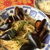 ムール貝のパスタ