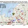 2017年08月28日  敦賀原子力発電所周辺の地殻変動と地震活動