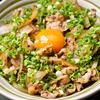 ガッツリ旨い!ボリューム満点ネギ豚玉丼のレシピ