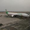 (搭乗レポート)エバー航空のB777-300ERエコノミークラスで台北からシンガポールへ(TPE -> SIN)