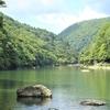 嵐山へ自然な空気を吸いに行く②観光83…20200830京都