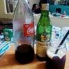 アルゼンチンのカクテル フェルネット コーラ割り+バザーの戦利品Wrangler