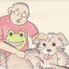 愛犬がデブの手を舐める、本当の理由。 「お方さまの苦笑日記」