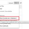 Chainer ver2.xをWindowsにインストールしてみた