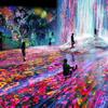 【不動産鑑定士試験合格の思い出その12】経済学の勉強法と、「森ビル デジタルアート ミュージアム:エプソン チームラボ ボーダレス」)