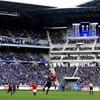 本日サンガスタジアム by Kyocera こけら落とし!という訳で日本の色んなスタジアムのこけら落とし試合を振り返ってみました。