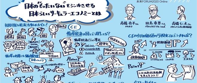 メルカリが考える日本版サーキュラー・エコノミーの未来。政策企画の高橋が登壇