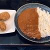 米が浜通の「カリー食堂 晴れる屋」でホロホロチキンカレー