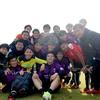 京都紫光サッカークラブにお世話になりました。