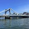 東京の水辺 橋のある風景
