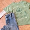 保育園の毎日服に、ユニクロの恐竜ディスカバリーチャンネルグラフィックTシャツを買いました。
