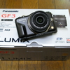LUMIX GF3を買う