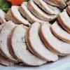 【レシピ】漬け置きなし*簡単*鶏胸肉のしっとり鶏ハム風の作り方*