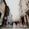 ペルー旅行記②リマ観光