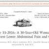 case 33 2016 30女性 腹痛・下痢・嘔吐・悪寒