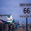 サンタモニカピアはルート66の終着の地!特典ビジネスで行くカリフォルニア・ディズニー