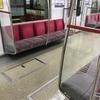 大阪メトロ御堂筋線の30000系の後期車の座席です!