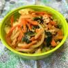 野菜たっぷり焼きうどん弁当