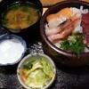 糖質オフDiet  酢飯が持つ効果に期待!Soちらし寿司丼食べる!