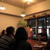 旧正月の初歌いは満員御礼。地元瀬谷・ギンゴウカフェで笹子さんと。