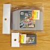N64「デュアルヒーローズ」とGBA「みんなでぷよぷよ」を購入した。