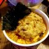 蒙古タンメン中本+納豆