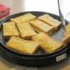 〈ういず〉フレンチトースト作り
