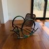 籐の古い椅子【ミニマリスト志望主婦の持ち物】