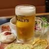 朝食からビールが飲めるゾ!ひろめ市場「BULL」にダーツもやりに寄っとうせ!