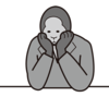 【うつ病休職88日目】暑さと減薬で胃と体調がおかしい気がする
