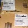 ど~このど~なた~か存じませんが、ありがとうございます!!amazonから荷物が届きましたぞ!☆