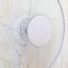 """節電の味方""""扇風機""""。子供の指入れ対策に欠かせない扇風機カバーの選び方。"""