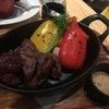 ひつじのショーンを見た後に「サンタモニカ サードストリート ミートテラス」でお肉を食べてきました。