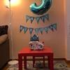 祝 息子3歳