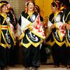 後方で演舞の踊り手を撮れたか:YOSAKOI高松祭り撮影、爺の課題(2)