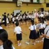 笹踊りの一日 〈 道唄 & 鶯踊り 〉 非行防止教室〈6年生〉