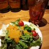 最近野菜が高いので・・恵比寿GEMSフラガンテウーモでサラダバー付きランチ