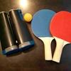 【運動不足解消】気軽に自宅の机で卓球をするのはいかがでしょう