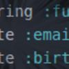 Rails のマイグレーションファイルの記述をミスったのでロールバックする