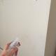 壁紙(クロス)の汚れはセスキスプレーと歯ブラシで落とす!