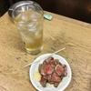 大井町駅でワカコ酒気分で一人酒 肉のまえかわ