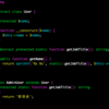【PHP】親クラスのabstract static methodを子クラスから呼び出す方法
