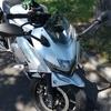 バイク自主練習中03