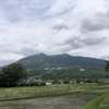 曇り空の下、筑波山へ