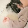 4歳息子、溶連菌感染症になる~突然の高熱から発疹~
